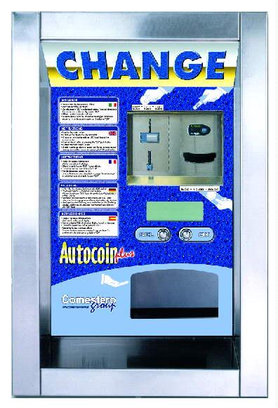 MГјnzen Wechseln Automat