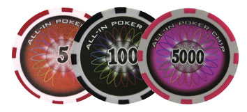 Pokerchips All In